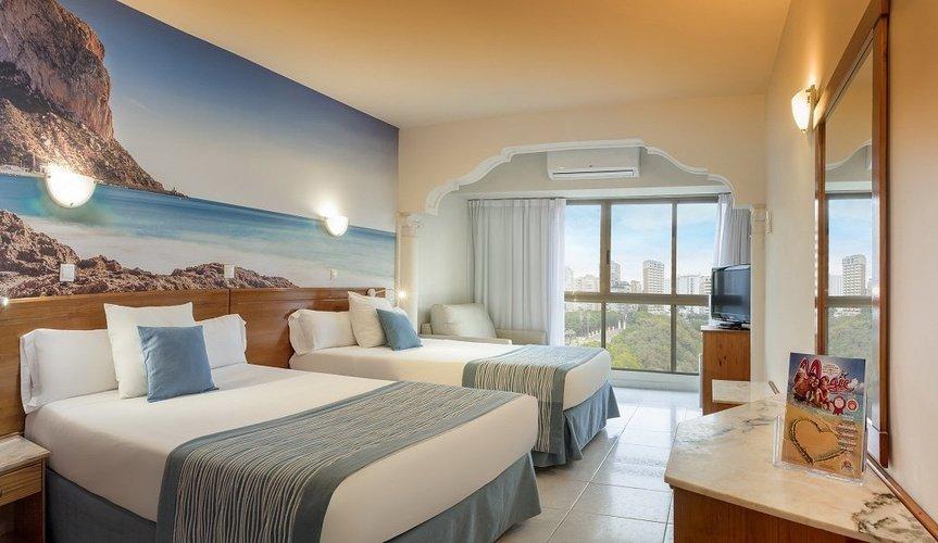 Double Junior Room (Park View) Magic Cristal Park Hotel Benidorm