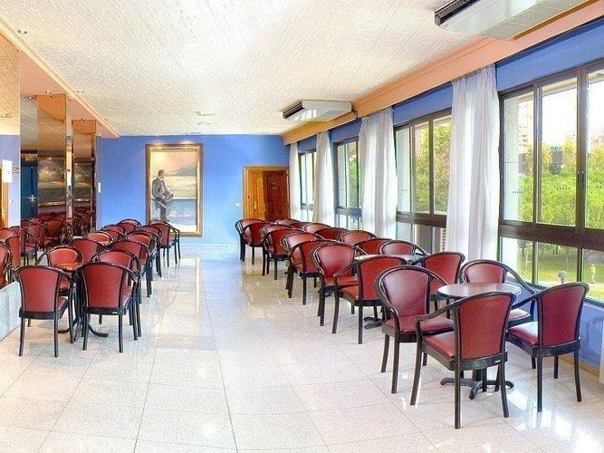 Bar Magic Cristal Park Hotel Benidorm