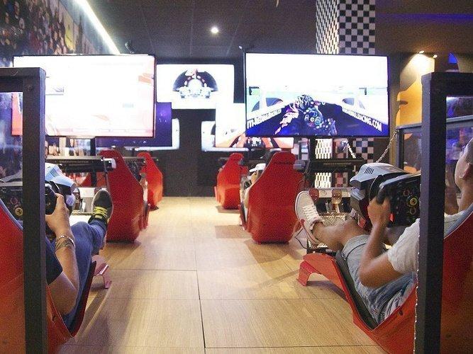 Game experience-Engine Zone Magic Cristal Park Hotel Benidorm