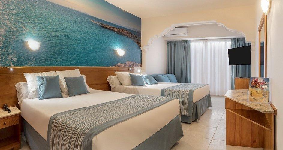 Master Standard (room + hall) Magic Cristal Park Hotel Benidorm