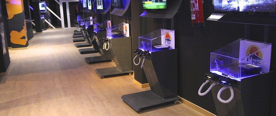 Game Experience Magic Cristal Park Hotel Benidorm