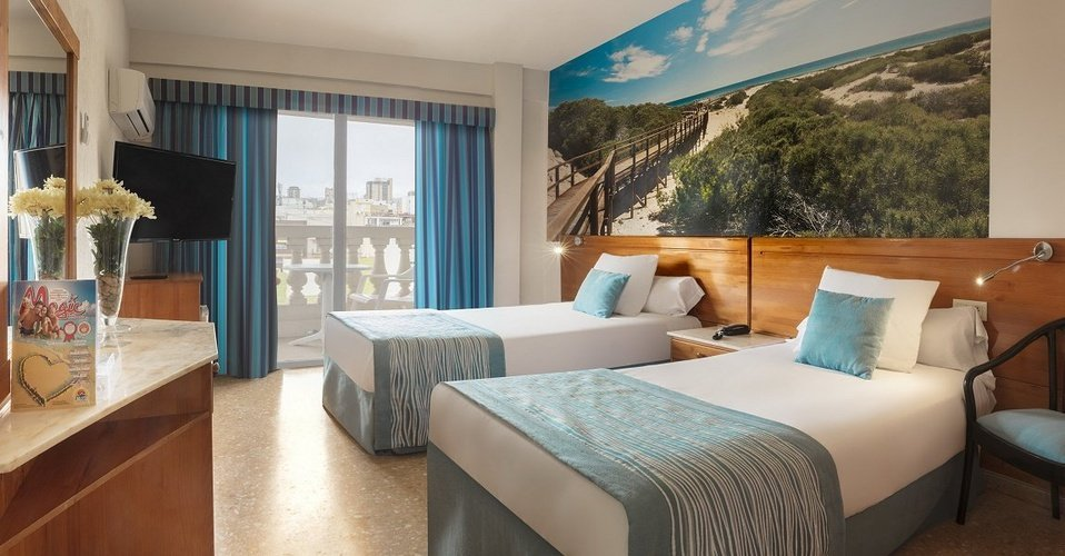 Double Room Single Use (Single parent) Magic Cristal Park Hotel Benidorm